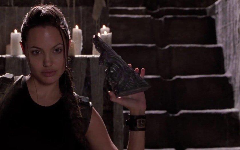 Lara Croft- Tomb Raider (Amazon Prime Video, Telecine Play e Netflix)