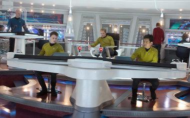 Além da Escuridão: Star Trek - Netflix