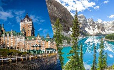10 pontos turísticos incríveis do Canadá para conhecer online