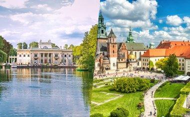 Tour virtual: 9 atrações na Polônia para ver online