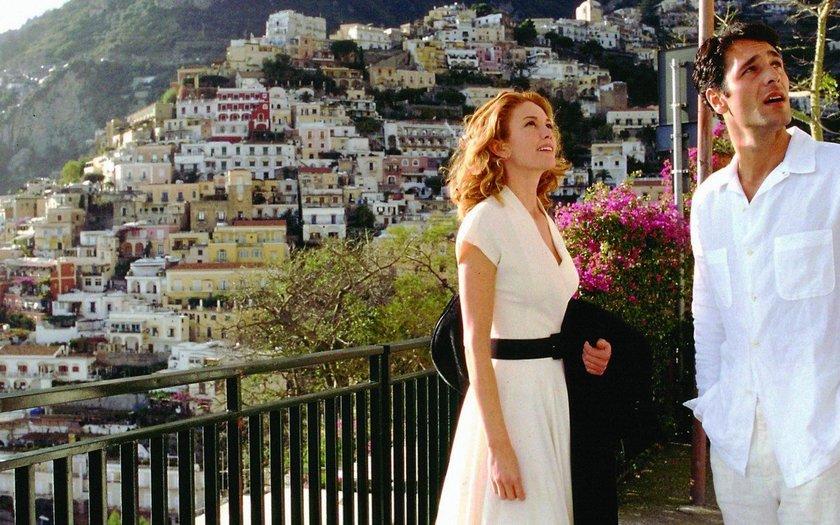 Sob o Sol da Toscana - Telecine Play
