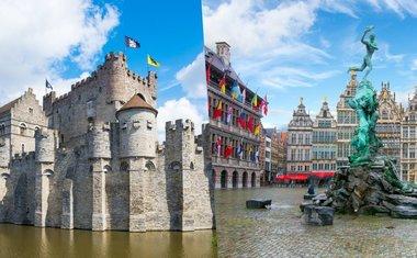 Tour virtual: 10 pontos turísticos da Bélgica para ver online