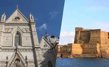Tour virtual: 10 atrações imperdíveis em Nápoles, na Itália, para ver online