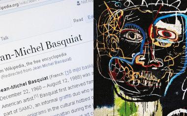 Saiba tudo sobre a tour virtual pela megaexposição de Basquiat