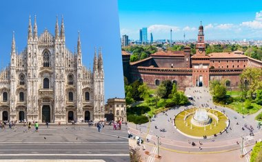 Tour virtual: 9 atrações turísticas imperdíveis em Milão, na Itália, para ver online