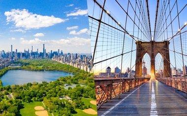 Tour virtual: 10 atrações turísticas para visitar em Nova York, nos Estados Unidos