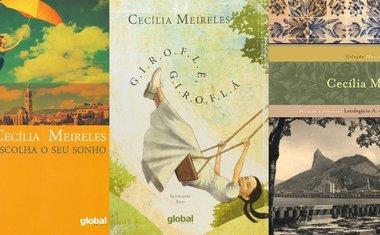 10 livros de Cecília Meireles para ler o quanto antes