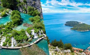 Tour virtual: 7 atrações incríveis da Croácia para ver online