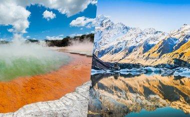 Tour virtual: 9 pontos turísticos para ver na Nova Zelândia