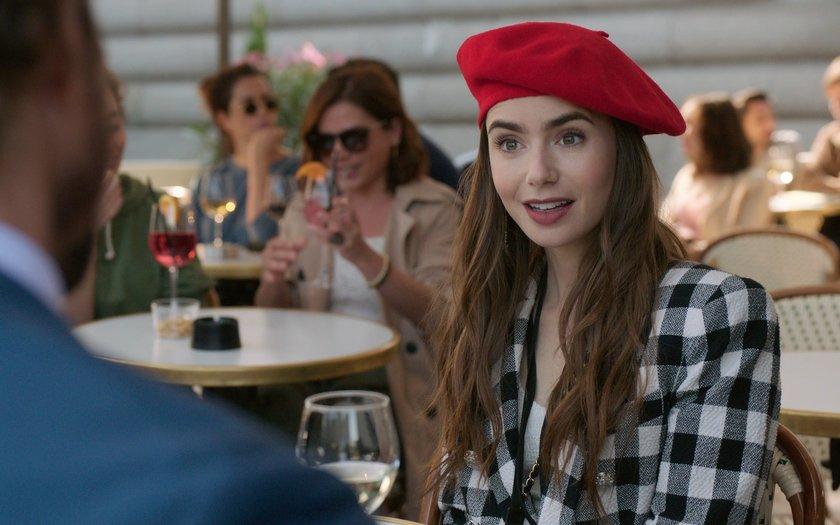 Emily em Paris - Netflix