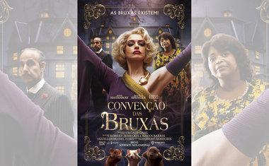 Filme 'Convenção das Bruxas' ganha trailer e pôster em português; confira!