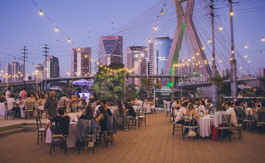 10 bares com mesas ao ar livre que já voltaram a funcionar em São Paulo