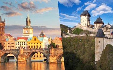 Tour virtual: 8 atrações na República Tcheca para ver online