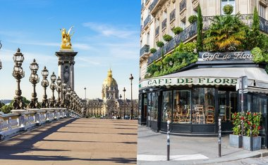 """8 locações da série """"Emily em Paris"""" para conhecer online"""