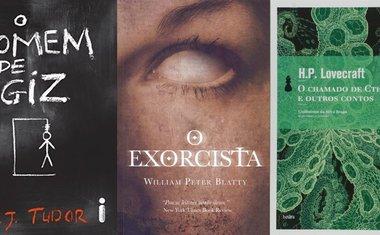 10 livros de terror imperdíveis para quem curte o gênero