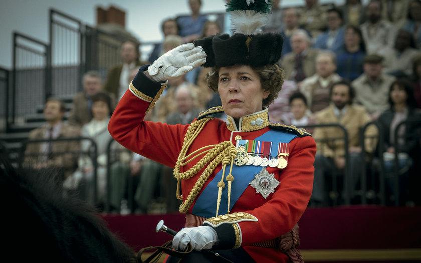 The Crown Temporada 4 - Netflix
