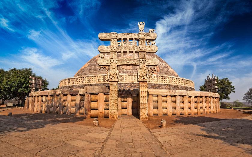 Grande Stupa de Sanchi