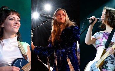 Conheça as mulheres que estão revivendo o indie rock