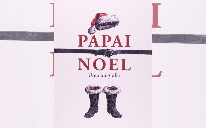Papai Noel: uma biografia, Gerry Bowler