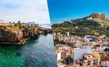 Tour virtual: 7 lugares imperdíveis em Alicante, na Espanha