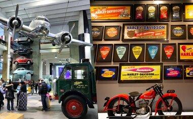 9 museus sobre transportes para conhecer ao redor do mundo