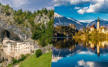 Tour virtual: 8 atrações imperdíveis na Eslovênia para ver online