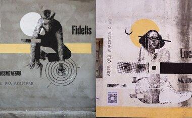 Converse espalha murais de arte urbana em São Paulo; saiba mais!