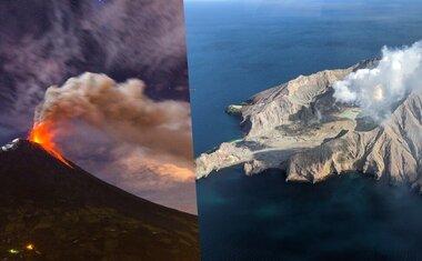 Turismo virtual: 8 vulcões ao redor do mundo para ver online