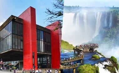 Tour virtual: 12 atrações turísticas brasileiras para ver online