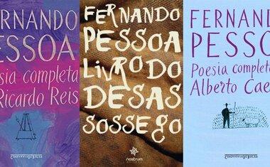 8 livros de Fernando Pessoa para ler o quanto antes