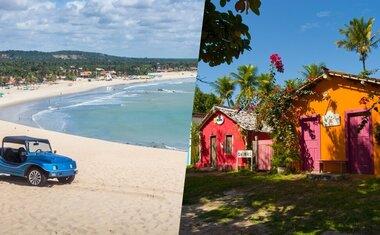 10 pontos turísticos do Nordeste brasileiro para ver online