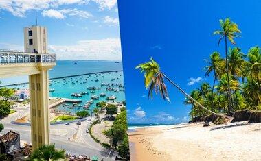 10 lugares da Bahia para conhecer online