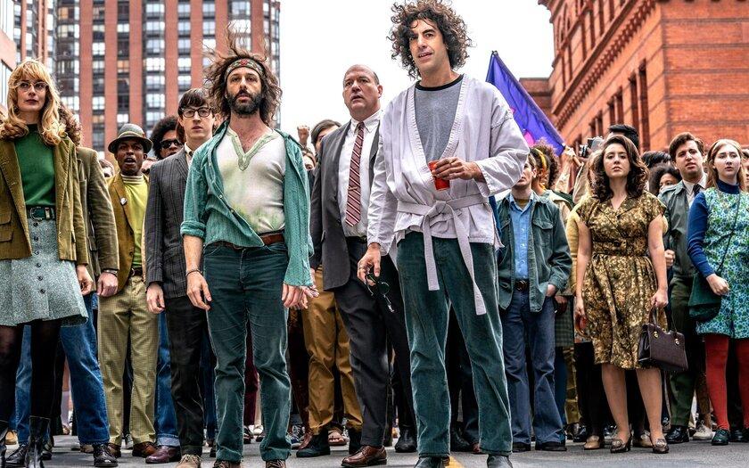 Os 7 de Chicago - Netflix