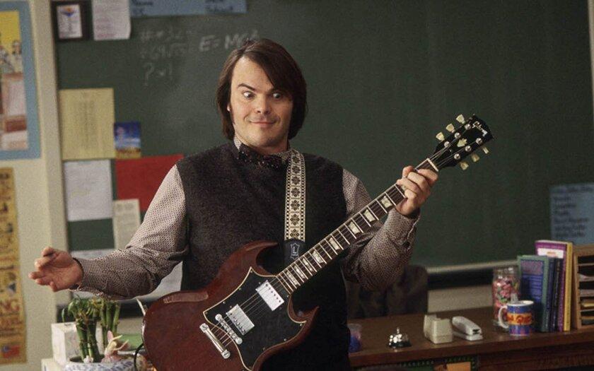 Escola de Rock - Telecine Play, Amazon Prime Video e Netflix