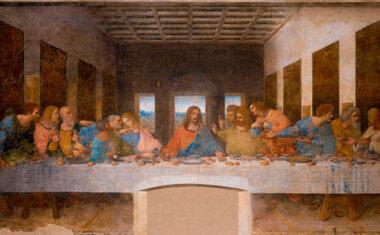 """Exposição """"Leonardo da Vinci – 500 anos de um Gênio"""" reabre para visitas presenciais dia 24 de abril; saiba mais!"""