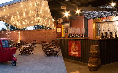 Cervejaria Madalena reabre bar de fábrica neste sábado(24); saiba mais!