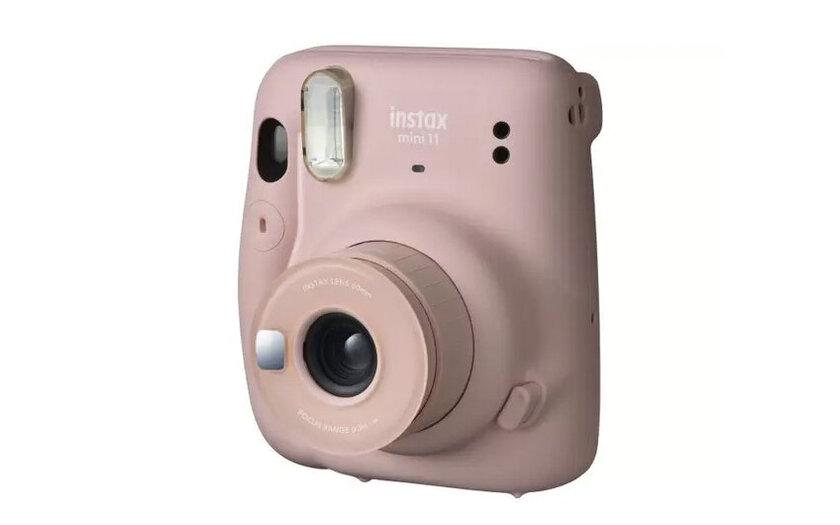 Instax Mini 11 Fujifilm Rosa