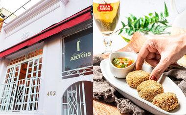 Restaurante de Stella Artois chega a São Paulo por tempo limitado; saiba tudo!