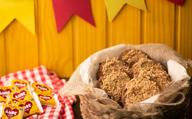 Mr. Cheney lança cookie Paçoca Amor para celebrar as festas juninas; saiba tudo!