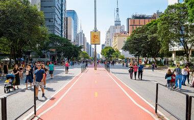 Avenida Paulista será reaberta aos pedestres e ciclistas neste domingo, 18 de julho; saiba tudo!