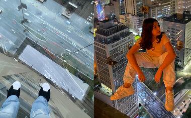 Mirante com chão de vidro inaugura no centro de São Paulo; saiba tudo!