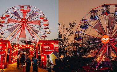 Parque Ibirapuera ganha roda-gigante do iFood; saiba tudo!