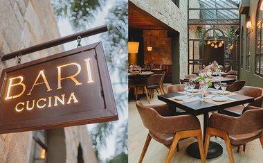 Restaurante italiano inspirado na cultura de Bari abre as portas em São Paulo; saiba tudo!