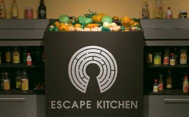Escape 60 inaugura sala inspirada em reality show de gastronomia