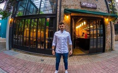 Pappagallo Pappagallo Cucina desembarca nos Jardins com menu italiano assinado por ex-MasterChef