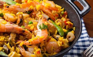 Festival do Pescado e Frutos do Mar chega ao Ceagesp com Paella à Marinera e outros clássicos