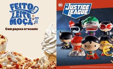 De balde de sorvete à sobremesas com Leite Moça, Burger King anuncia novidades na rede