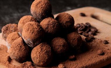 Receita: aprenda a fazer trufa de café