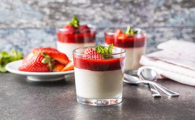 Mousse de iogurte grego é prático e saboroso; veja a receita!