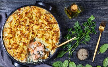 Torta de camarão é deliciosa e boa pedida para o almoço; veja a receita!